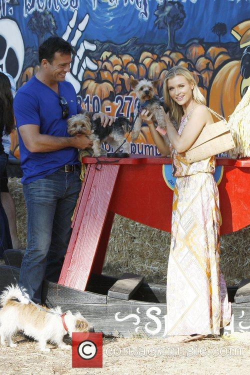Joanna Krupa, Romain Zago and Yorkshire 3