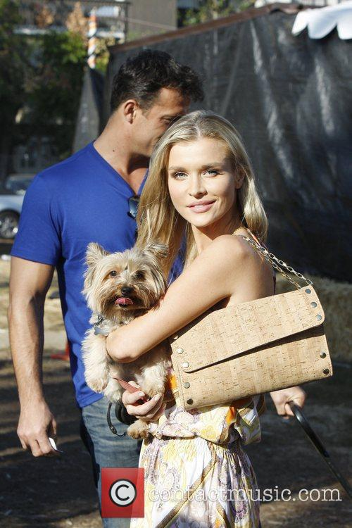 Joanna Krupa, Romain Zago and Yorkshire 8