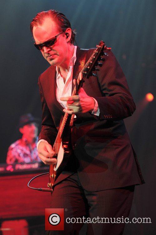 Joe Bonamassa, Seminole Hard Rock Hotel and Casino's Hard Rock Live 5