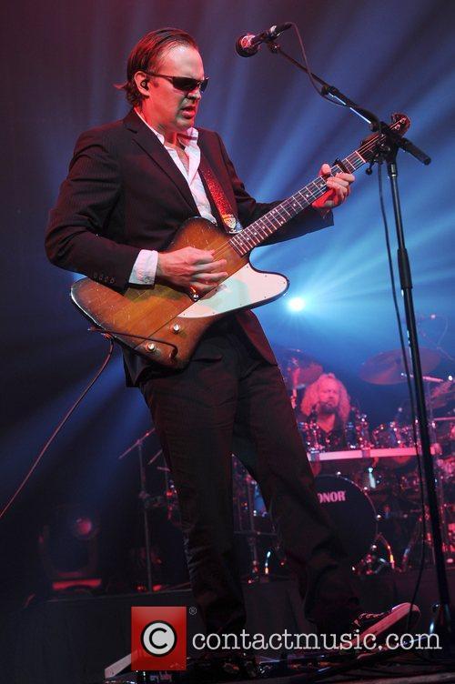 Joe Bonamassa, Seminole Hard Rock Hotel and Casino's Hard Rock Live 6