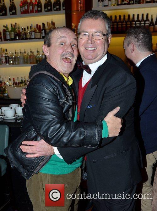 Brendan O'carroll and Joe Duffy 3