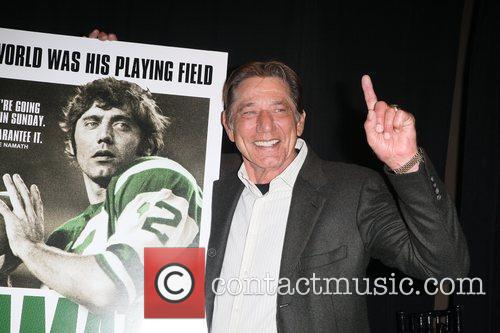Premiere of 'Namath' at the HBO theatre