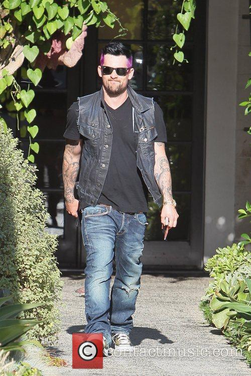 joel madden exits andy lecompte salon sporting 5890479