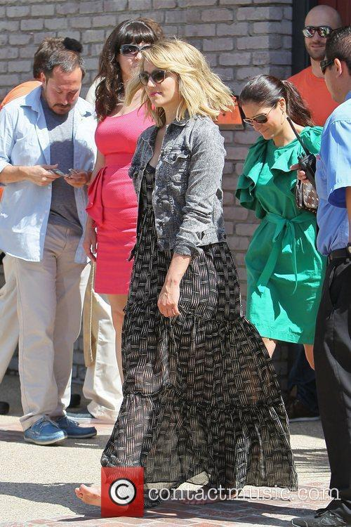 dianna agron at joel silvers memorial day 3913935