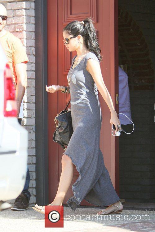 selena gomez at joel silvers memorial day 3913921