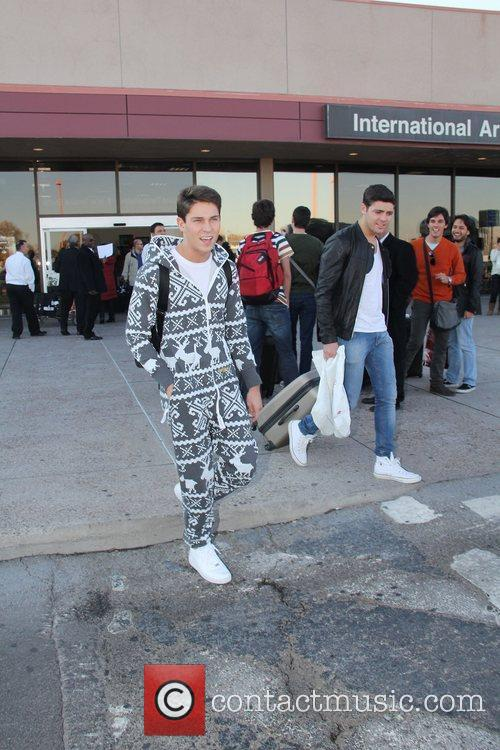 joey essex arriving at las vegas maccaran 3657720