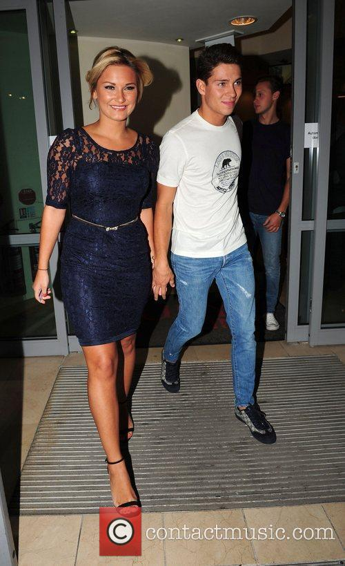 Sam Faiers and Joey Essex 2