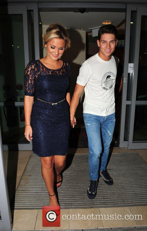 Sam Faiers and Joey Essex 3
