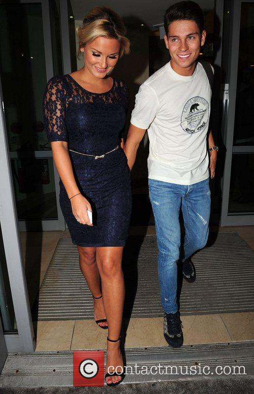 Sam Faiers and Joey Essex 4