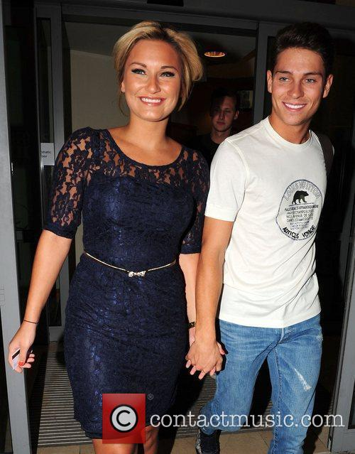Sam Faiers and Joey Essex 5