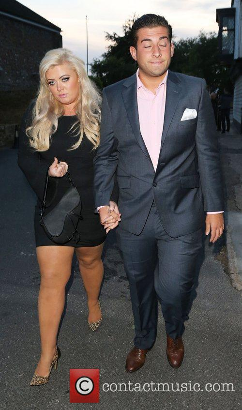 Gemma Collins and Funky Buddha 2