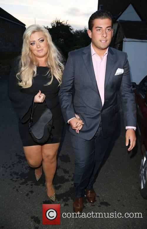 Gemma Collins and Funky Buddha 3