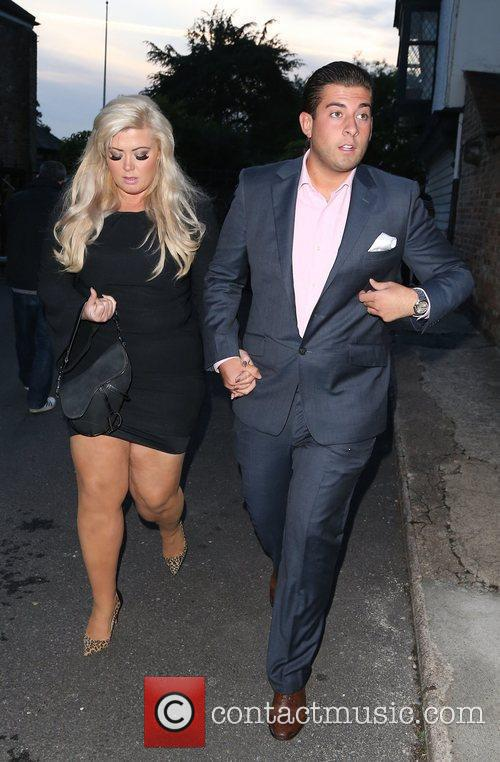 Gemma Collins and Funky Buddha 1