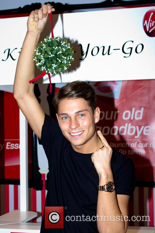 Joey Essex, Essex, Kiss, Virgin Media, Thurrock and England 8