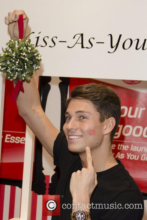 joey essex takes part in a christmas 4185203
