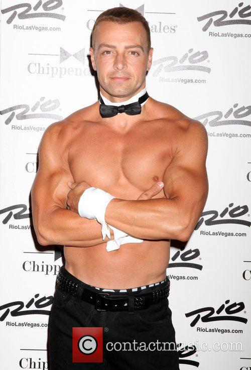 Joey Lawrence The Chippendales welcome new guest star...