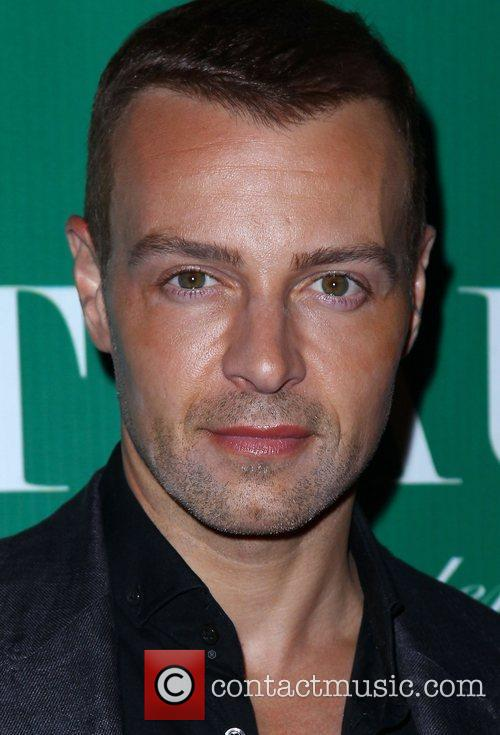 Joey Lawrence  celebrates his birthday at Chateau...