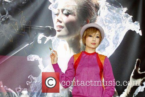 Joey Yung  Concert Number 6 press conference...