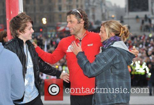 John Bishop and Trafalgar Square 1