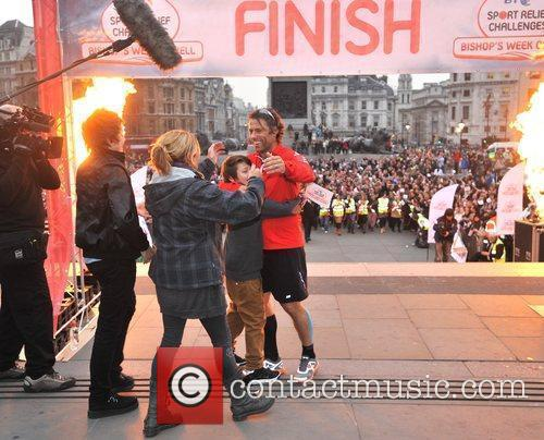 John Bishop and Trafalgar Square 3