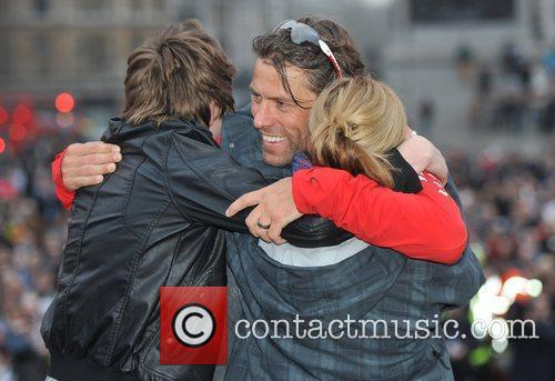 John Bishop and Trafalgar Square 4