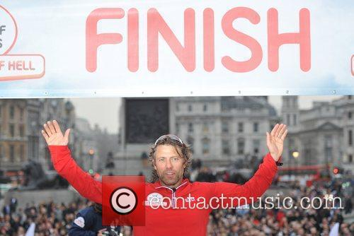 John Bishop and Trafalgar Square 9
