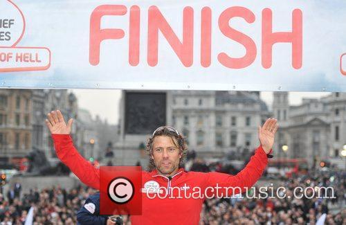 John Bishop and Trafalgar Square 10