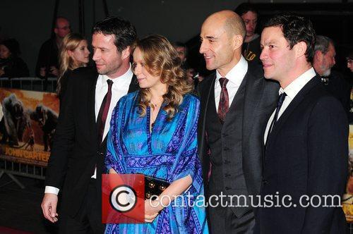 James Purefoy, Mark Strong and Samantha Morton 5