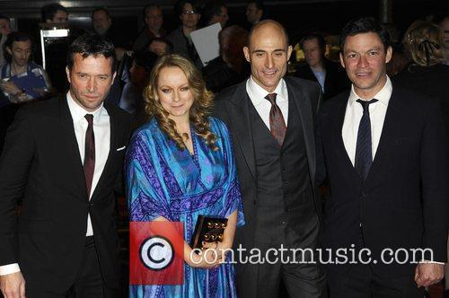 Mark Strong, Dominic West, James Purefoy and Samantha Morton 4