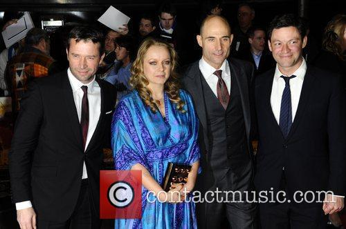 Mark Strong, Dominic West, James Purefoy and Samantha Morton 5