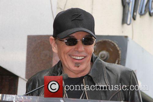 Billy Bob Thornton and Star On The Hollywood Walk Of Fame 8