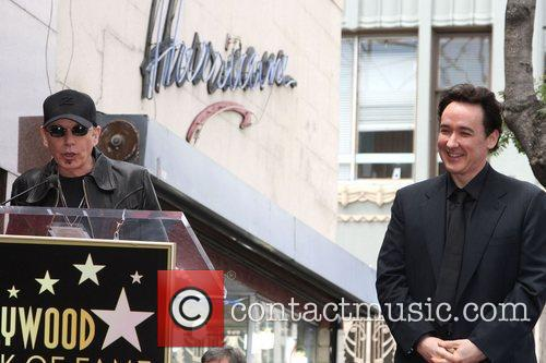 Billy Bob Thornton, John Cusack and Star On The Hollywood Walk Of Fame 5