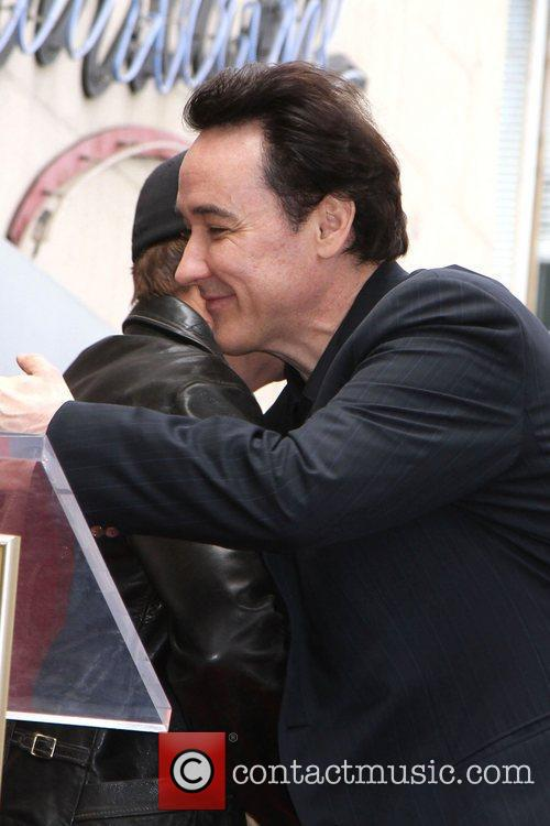 Billy Bob Thornton, John Cusack and Star On The Hollywood Walk Of Fame 1