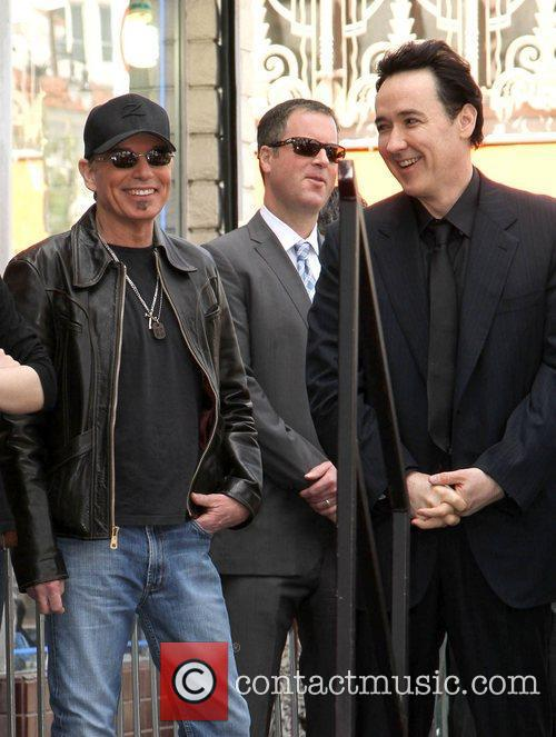 Billy Bob Thornton, John Cusack and Star On The Hollywood Walk Of Fame 6