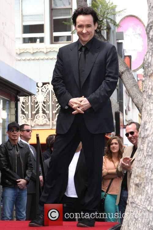 John Cusack and Star On The Hollywood Walk Of Fame 6
