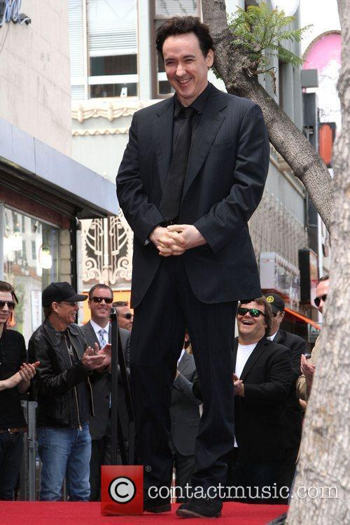John Cusack and Star On The Hollywood Walk Of Fame 9