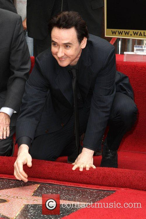 John Cusack and Star On The Hollywood Walk Of Fame 11