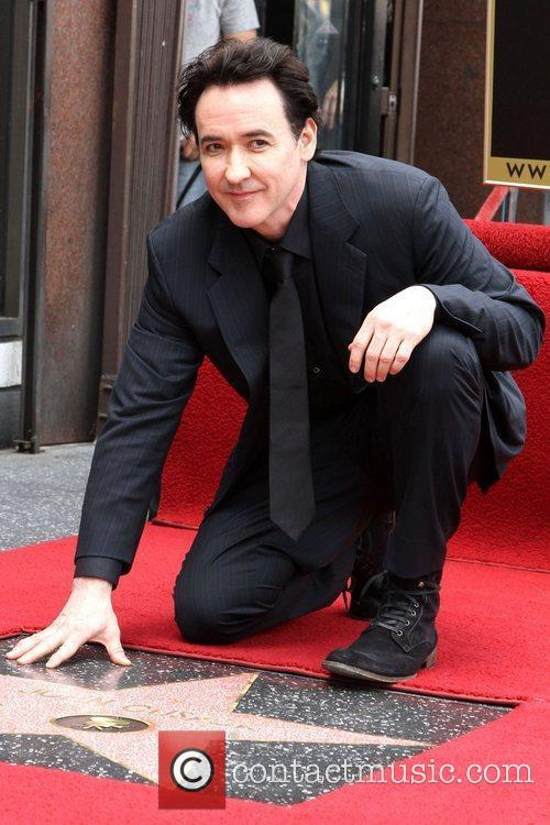John Cusack and Star On The Hollywood Walk Of Fame 12