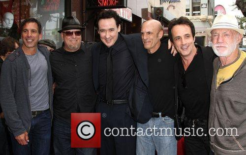 John Cusack and Star On The Hollywood Walk Of Fame 1