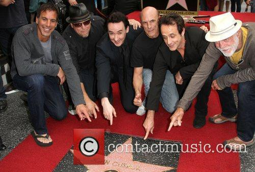 John Cusack and Star On The Hollywood Walk Of Fame 3