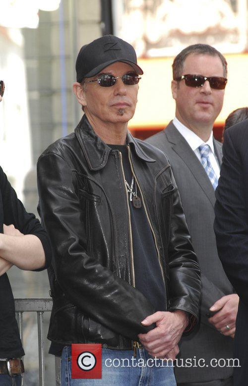 Billy Bob Thornton and Star On The Hollywood Walk Of Fame 10