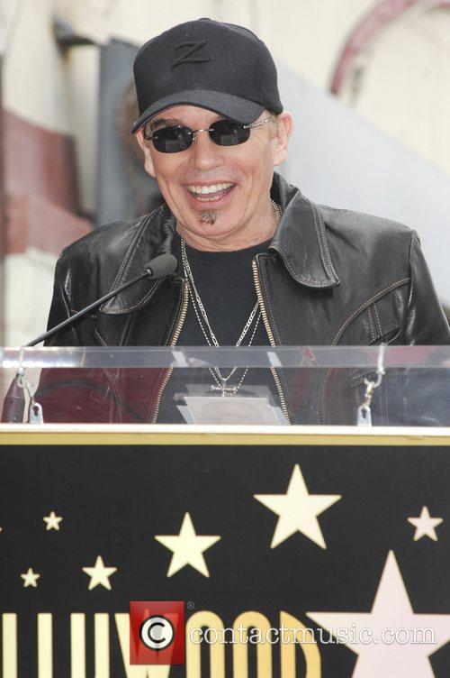 Billy Bob Thornton and Star On The Hollywood Walk Of Fame 11