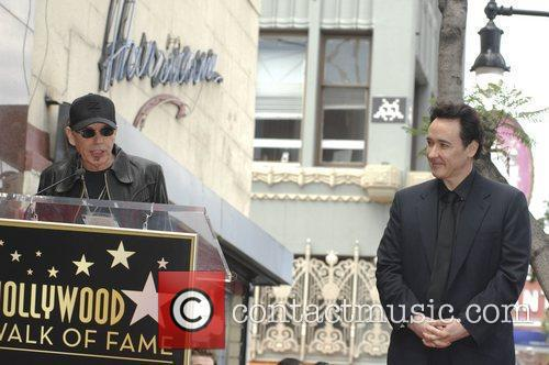 Billy Bob Thornton, John Cusack and Star On The Hollywood Walk Of Fame 7
