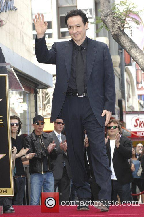 John Cusack and Star On The Hollywood Walk Of Fame 14
