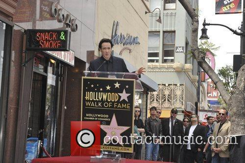 John Cusack and Star On The Hollywood Walk Of Fame 15