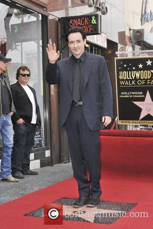 John Cusack and Star On The Hollywood Walk Of Fame 16