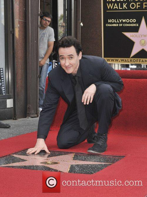 John Cusack and Star On The Hollywood Walk Of Fame 17
