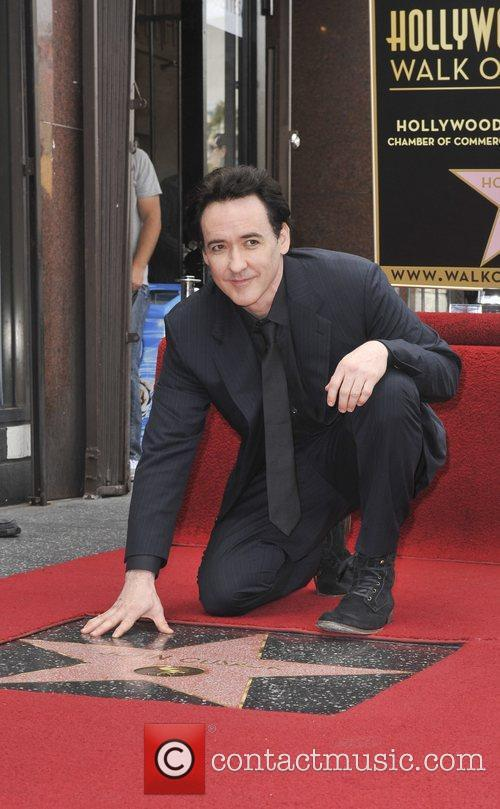 John Cusack and Star On The Hollywood Walk Of Fame 18