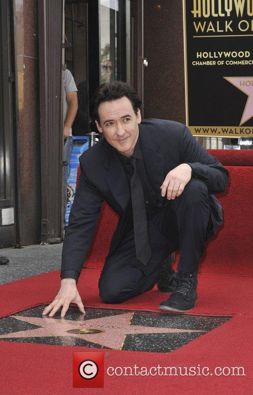 John Cusack and Star On The Hollywood Walk Of Fame 19