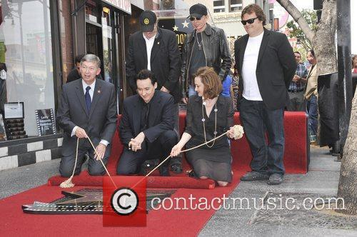 Billy Bob Thornton, Jack Black, Joan Cusack, Star On The Hollywood Walk Of Fame